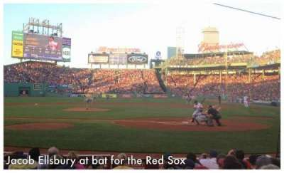 Fenway Park, section: 23-FB50, row: G, seat: 5