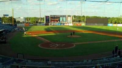 George M. Steinbrenner Field, section: 111, row: PP
