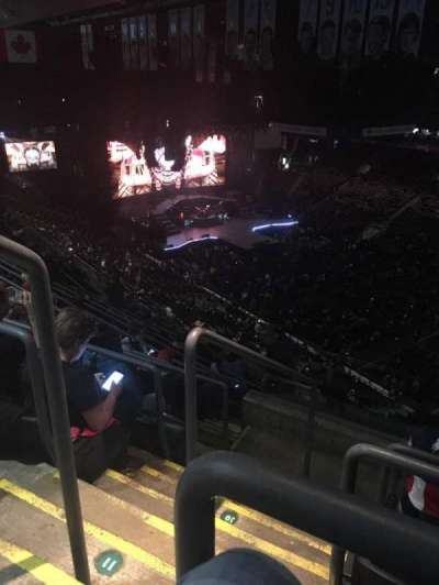 Air Canada Centre, section: 306, row: 12, seat: 24
