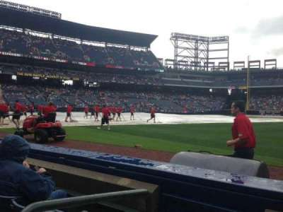 Turner Field section 121R