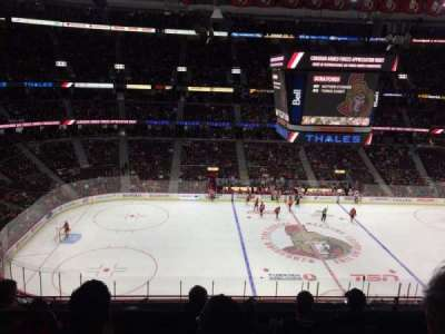 Canadian Tire Centre, section: 323, row: E, seat: 11