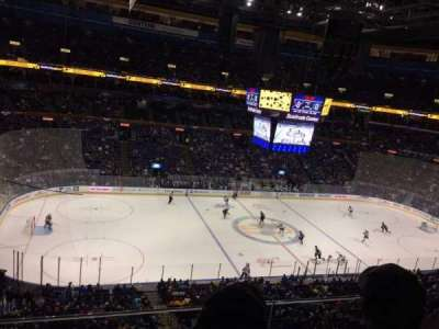 Scottrade Center, section: 322, row: B, seat: 10