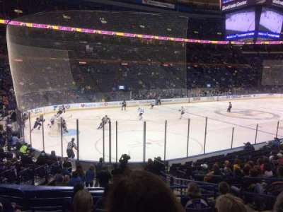 Scottrade Center, section: 119, row: R, seat: 4