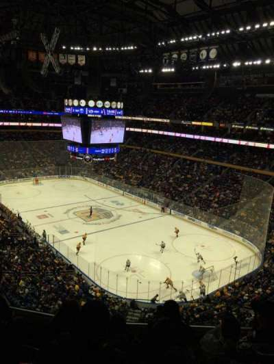 KeyBank Center section 302