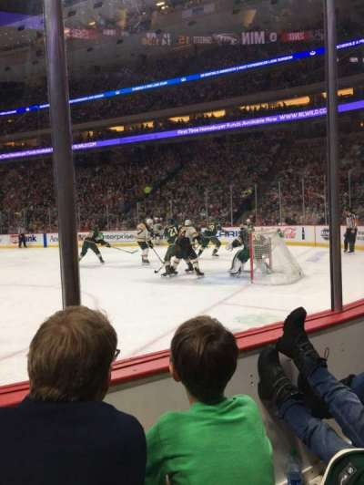 Xcel Energy Center section 112