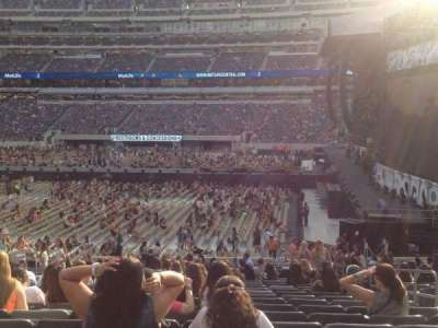 MetLife Stadium, section: 111A, row: 30, seat: 5