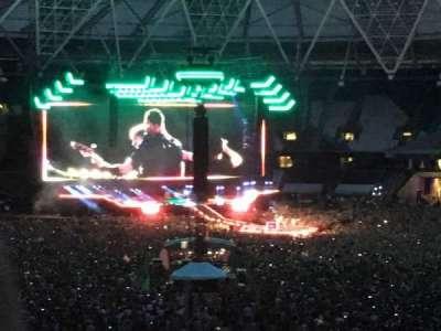 London Stadium section 244