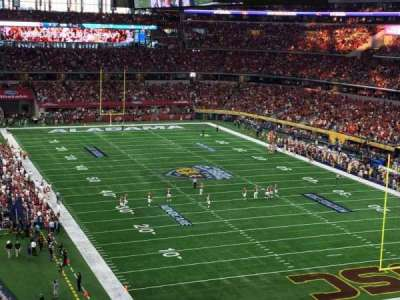 AT&T Stadium, section: 327, row: 16, seat: 10