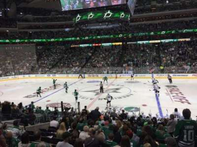 American Airlines Center, section: 118, row: T, seat: 5