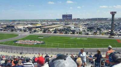 Texas Motor Speedway section 115