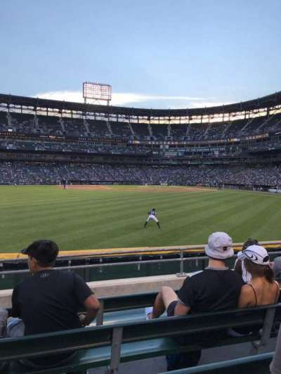 Guaranteed Rate Field, section: 160, row: 5, seat: 14