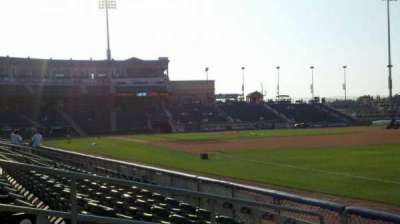 Coca-Cola Park section 102