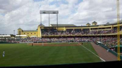 Champion Stadium, section: lawn