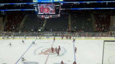 Prudential Center, section: suite 210, row: b, seat: 5