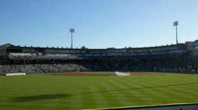 Coca-Cola Park section Lawn
