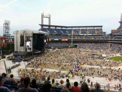 Citizens Bank Park, section: 236, row: 8, seat: 12