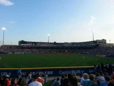 Coca-Cola Park, section: ga