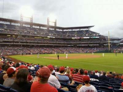 Citizens Bank Park section 111