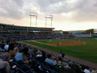 PNC Field, section: 11, row: 16, seat: 6