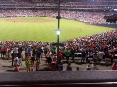 Citizens Bank Park, section: Budweiser roof top, row: na, seat: na