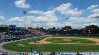 FirstEnergy Stadium (Reading), section: 2, row: 18, seat: 1