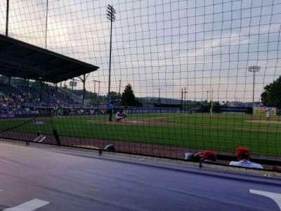 BB&T Ballpark at Historic Bowman Field section d