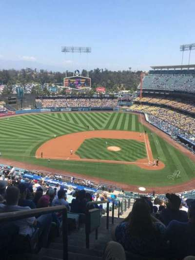 Dodger Stadium, section: 9RS, row: T, seat: 24