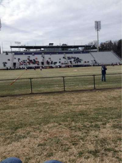 Klockner Stadium, section: GA