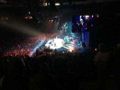 US Bank Arena, section: 214, row: E, seat: 9