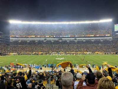 Heinz Field section 111