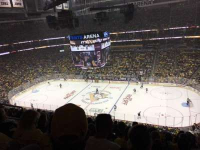 PPG Paints Arena, section: 217, row: K, seat: 17