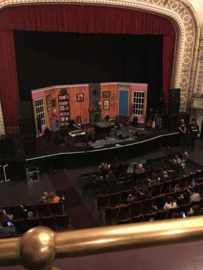 Palace Theatre (Greensburg), section: LOGE LEFT, row: AA, seat: 4
