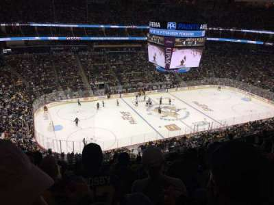 PPG Paints Arena section 222