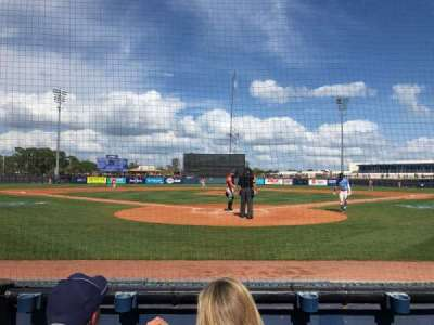 Charlotte Sports Park, section: 108, row: 3, seat: 12