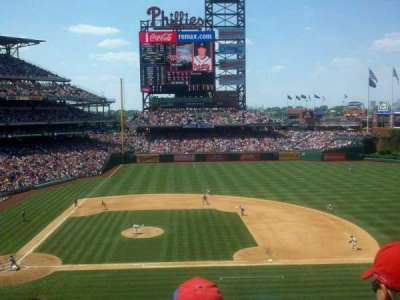 Citizens Bank Park, section: 216, row: 4, seat: 13