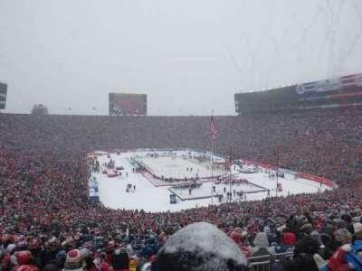 Michigan Stadium, section: 14, row: 77, seat: 3