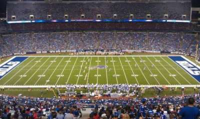 New Era Field, section: 333, row: 37