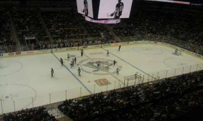 Consol Energy Center, section: 221