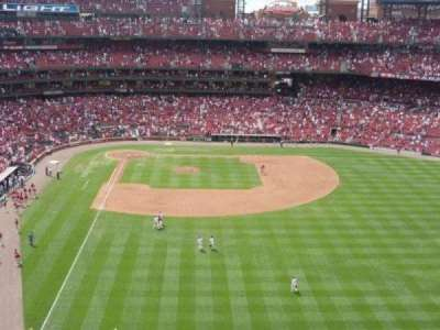 Busch Stadium, section: 428
