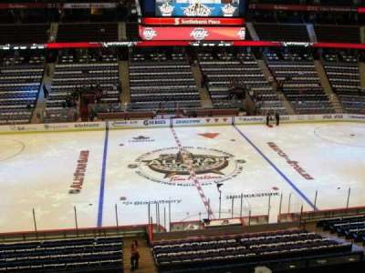 Canadian Tire Centre, section: 322