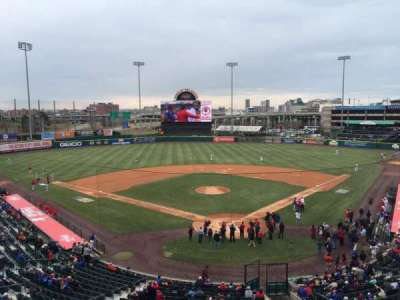 Coca-Cola Field, section: 201, row: A, seat: 13