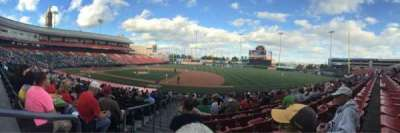 Coca-Cola Field, section: 116, row: S, seat: 24