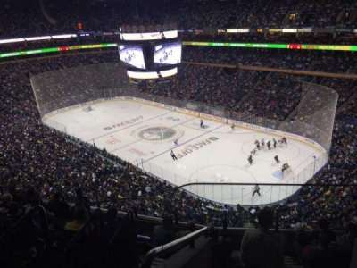 First Niagara Center, section: 303, row: 8, seat: 1