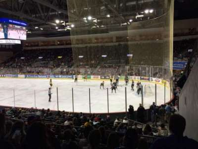 Erie Insurance Arena section 207