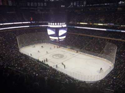 First Niagara Center, section: 303, row: 13, seat: 8