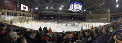 Erie Insurance Arena, section: 103, row: J, seat: 10