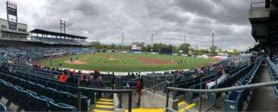 NBT Bank Stadium, section: 206, row: 6, seat: 1