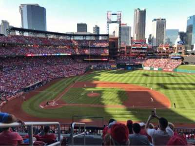 Busch Stadium, section: 244, row: 7, seat: 1