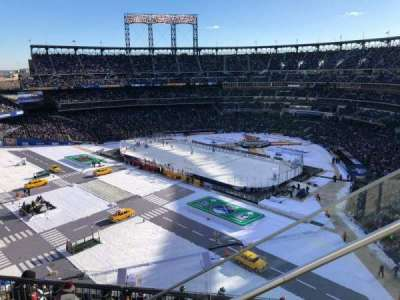 Citi Field, section: 535, row: 1, seat: 3