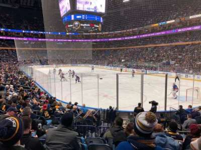 KeyBank Center, section: 113, row: 13, seat: 20